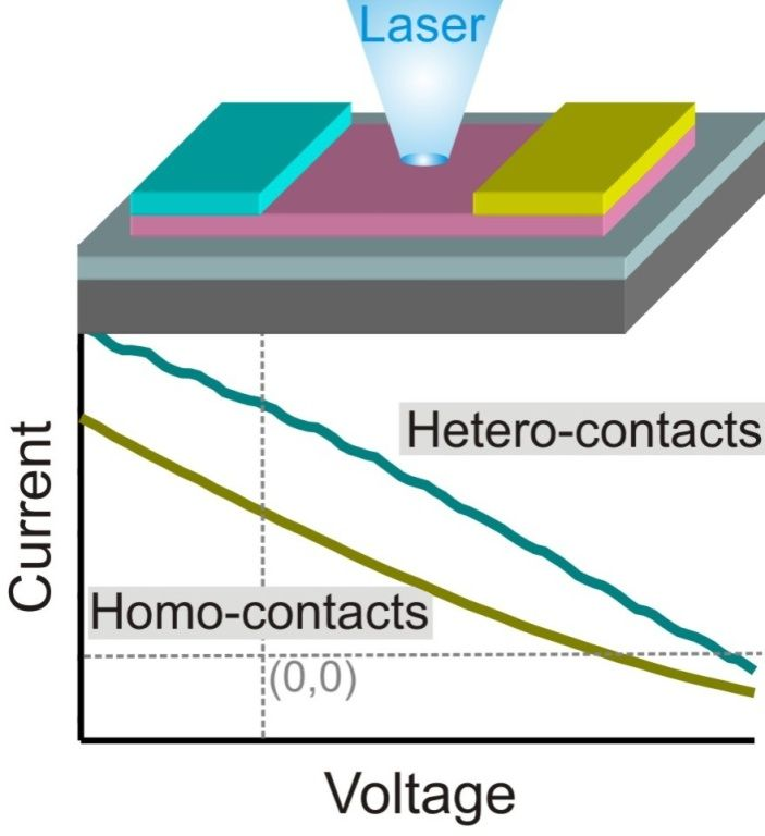Photovoltaic effect in ultrathin Si nanomembranes
