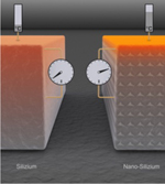 When Silicon becomes a better thermal insulator than glass…